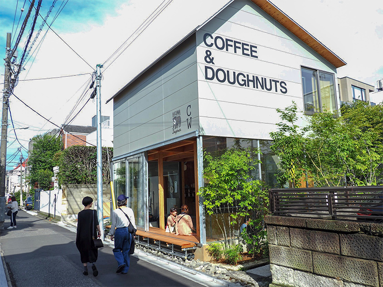 Coffee Wrights 表参道